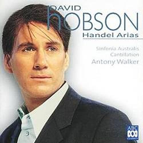 David Hobson – Handel Arias